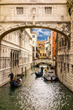 Classic venice Royalty Free Stock Image