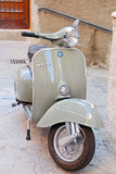Classic Vespa Royalty Free Stock Image