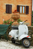 Classic Vespa Special 50 Stock Photography