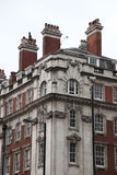 Classic victorian house in London, Baker Street, UK Stock Photography