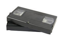 Classic video tape Royalty Free Stock Photos