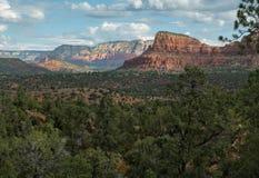 View of Sedona, Arizona Stock Image