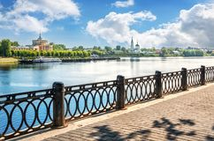 Classic view of  Tver Stock Photos
