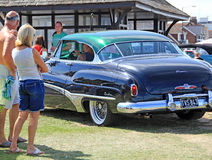 Classic vintage buick dynaflow super car Stock Photography