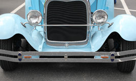Classic vintage car Royalty Free Stock Photos