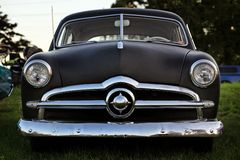 Classic vintage car Royalty Free Stock Images