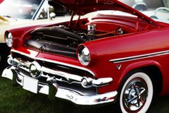 Classic Vintage Car Stock Photography