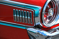 Classic vintage car. Stock Photography