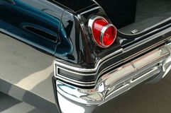 Classic or vintage car Royalty Free Stock Photo