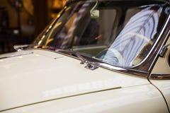 Classic vintage car Stock Image