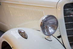 Classic vintage car Royalty Free Stock Photography