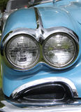Classic and Vintage Car Detail Stock Images