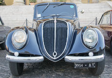 Classic vintage cars Stock Photography