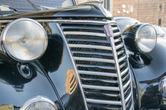 Classic vintage cars Royalty Free Stock Image
