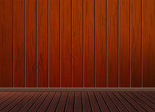 Classic Vintage retro background with wooden pattern texture floor Stock Image