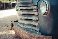 Classic vintage Retro Car Royalty Free Stock Photo