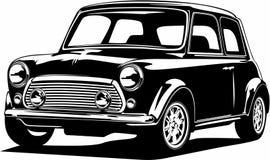 Free Classic Vintage Retro Legendary British Car Mini Morris Royalty Free Stock Photos - 204111668