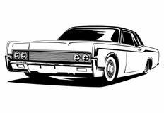 Free Classic Vintage Retro Legendary Sport Car Lincoln Stock Photos - 159215303