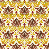 Classic vintage seamless pattern Royalty Free Stock Photo