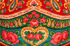 Classic vintage ukrainian folk pattern Stock Photography
