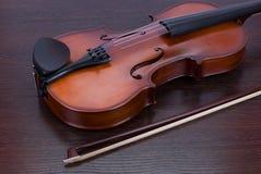 Classic violin Stock Image