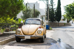 Classic Volkswagen Beetle Stock Images