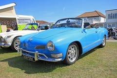 Classic volkswagen karmann ghia car Royalty Free Stock Photography