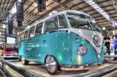 Classic 1963 Volkswagen Kombi Royalty Free Stock Photo