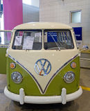 Classic 1966 Volkswagon Bus Stock Images