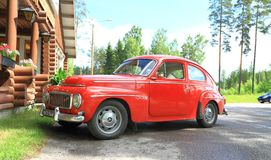 Classic Volvo, Model  PV544/B-18 (1964) Royalty Free Stock Image
