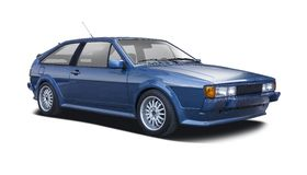 Classic VW Scirocco