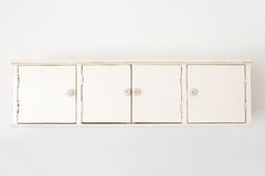 Classic wall cabinet Royalty Free Stock Photography