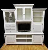 Classic wall unit Royalty Free Stock Photos
