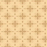 Classic wallpaper. The artistic wallpaper pattern Royalty Free Stock Photos