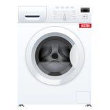 Classic Washing machine Royalty Free Stock Images