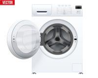 Classic Washing machine Stock Photos