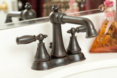 Classic Water Faucet Stock Photo