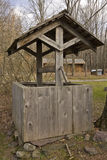 Classic Well. Old Well in eastern New Jersey Royalty Free Stock Photos