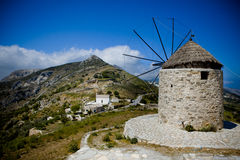 Classic Windmill Royalty Free Stock Images