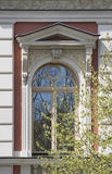 Classic window architecture Royalty Free Stock Photography