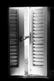 Classic window Royalty Free Stock Image