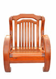 Classic wood chair Stock Photo