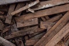 Classic wood wallpaper Stock Image