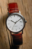 Classic wrist watch Royalty Free Stock Images