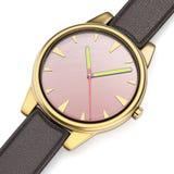 Classic wrist watch Stock Photos