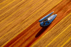 Classic Yacht Details Royalty Free Stock Photo