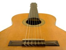 Classical Acoustic Guitar Royalty Free Stock Photos
