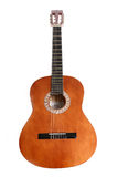 Classical acoustic guitar Stock Photography
