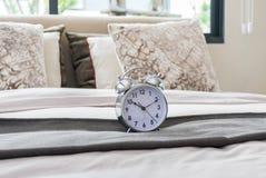 Classical alarm clock Stock Photos