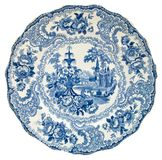 Classical Antique Plate Royalty Free Stock Images